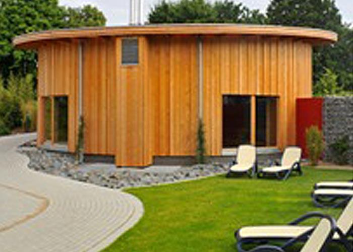 Am tag der offenen tur staunten viele uber die neue saunawelt im maximare