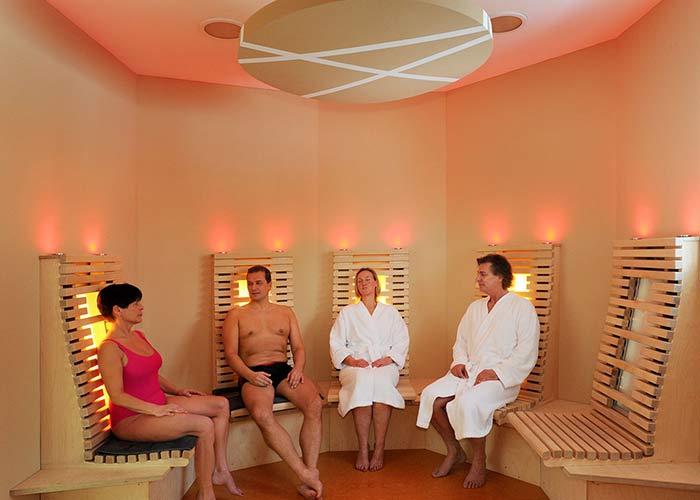 bad meinberg badehaus muether infrarotsessel