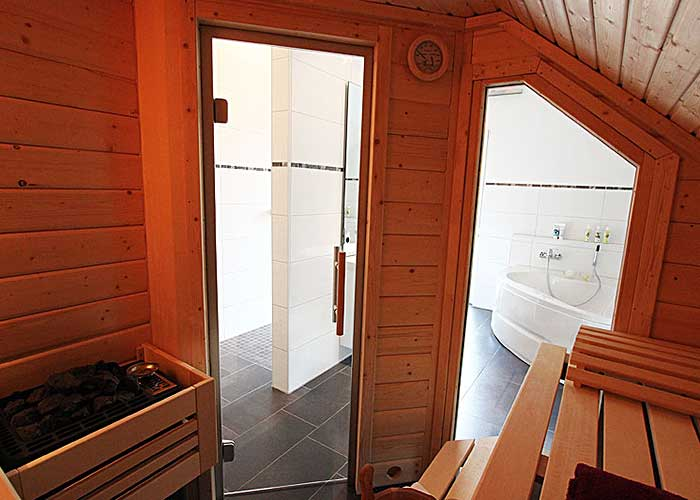 Sauna im Bad – Saunahersteller Anton Müther GmbH