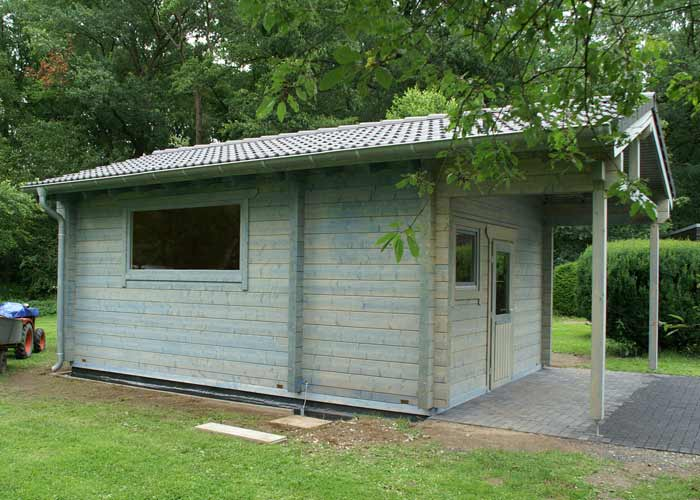 Finnische Sauna kommt in Deutschland an