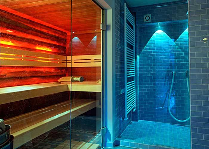 Müther Elementkabine Sauna