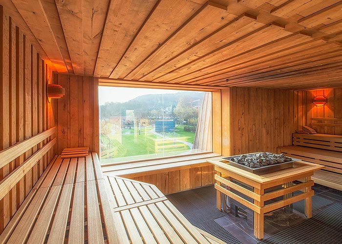 Panorama-Sauna von MÜTHER