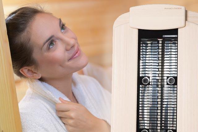 Physiotherm nachrüsten Sauna